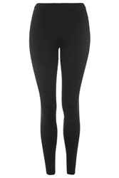 Topshop New Ankle Length Leggings Black