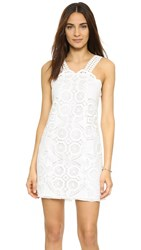 Alexis Iva Dress White