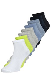 S.Oliver 8 Pack Socks Lime Stone Mix Light Green