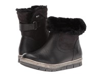 Spring Step Yamma Black Women's Cold Weather Boots