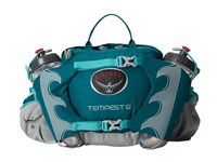 Osprey Tempest 6 Pack Tourmaline Green Day Pack Bags