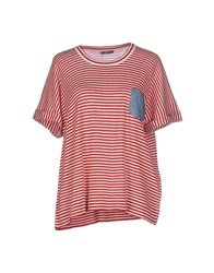 Jacob Cohen Jacob Coh N Sweaters Red