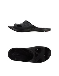 Speedo Sandals Black