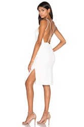 Finders Keepers Alexey Dress White