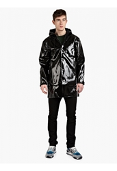 Men's Black Stockholm Opal Raincoat