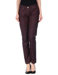 Isabel Marant Casual Pants Cocoa
