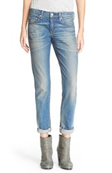 Rag And Bone Women's Rag And Bone Jean 'The Dre' Slim Fit Boyfriend Jeans Cornish