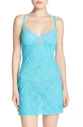 Women's Hanky Panky Fitted Lace Chemise