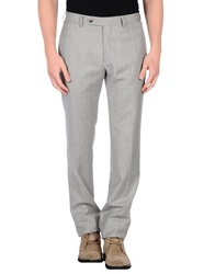 Marco Pescarolo Casual Pants Grey