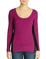 Buffalo David Bitton Birma Sweater Red Violet