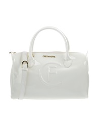 Cristinaeffe Handbags White
