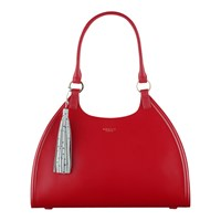 Radley Ormond Leather Large Tote Bag Red