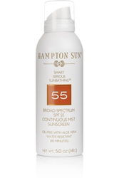 Hampton Sun Spf55 Continuous Mist Sunscreen