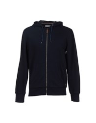 Ben Sherman Topwear Sweatshirts Men Dark Blue