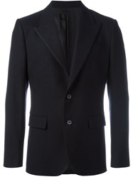 Wooyoungmi Single Breasted Blazer Blue