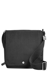 Men's Skagen 'Gade' Messenger Bag Black