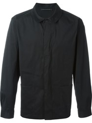 Christopher Kane Classic Jacket Shirt Black