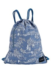 Nixon Blue Everyday Cinch Backpack