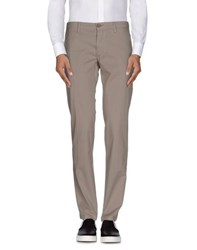 Drykorn Trousers Casual Trousers Men Light Grey