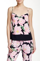 French Connection Floral Cami Blue