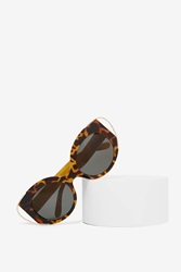 Nasty Gal Mizz Kitty Tortoise Shell Shades