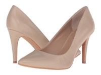 Tahari Brice Nude Leather Women's Shoes Pink