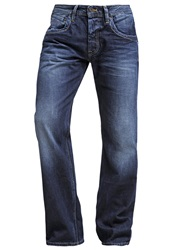 Pepe Jeans Jeanius Relaxed Fit Jeans W53 Blue Denim