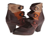 Spring Step Autumn Brown Women's Slide Shoes