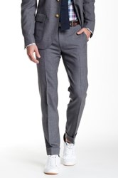 Gant R. The Hopsack Wool Smarty Pant Gray