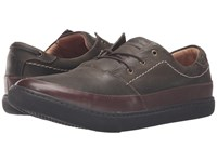 Tommy Bahama Yorke Dark Olive Men's Lace Up Casual Shoes