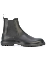 Burberry Classic Chelsea Boots Black