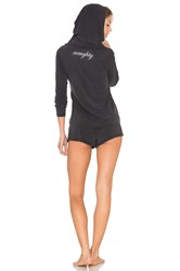 Wildfox Couture Naughty Pajama Set Charcoal