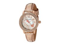 Betsey Johnson Bj00251 14 Rose Gold Sparkle Rose Gold Watches
