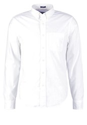Abercrombie And Fitch Muscle Fit Shirt White