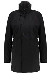G Star Gstar Minor Trench Winter Coat Black Black