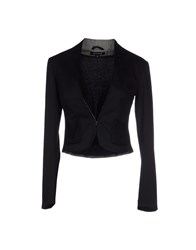 St Martins St Martins Suits And Jackets Blazers Women Black