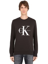 Calvin Klein Jeans Printed Logo Essential Cotton Sweatshirt