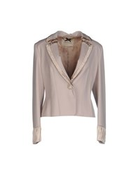 Blumarine Suits And Jackets Blazers Women Beige