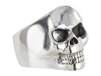 King Baby Studio Small Classic Skull Ring Size Silver Ring