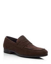 To Boot New York Clifton Penny Loafers Ebano Dark Brown