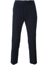 Pence 'Efrem' Trousers Blue