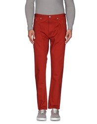 Stussy Trousers Casual Trousers Men Maroon