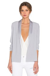 American Vintage Holiester Blazer Light Gray
