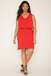 Forever 21 Plus Size Layered Dress