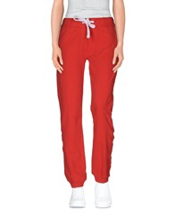 Virtus Palestre Trousers Casual Trousers Women Red