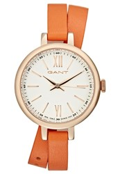 Gant Elizabeth Watch Beige Rose Gold