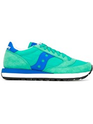 Saucony 'Jazz Original' Sneakers Green