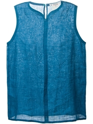 Yves Saint Laurent Vintage Sleeveless Blouse