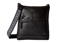 The Sak Lucia Crossbody Black Cross Body Handbags