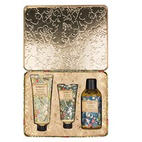 Heathcote And Ivory Morris Co Golden Lily Body Care Set